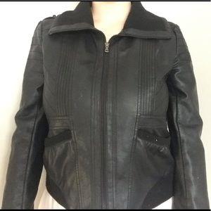 Xhilaration Pleather Jacket